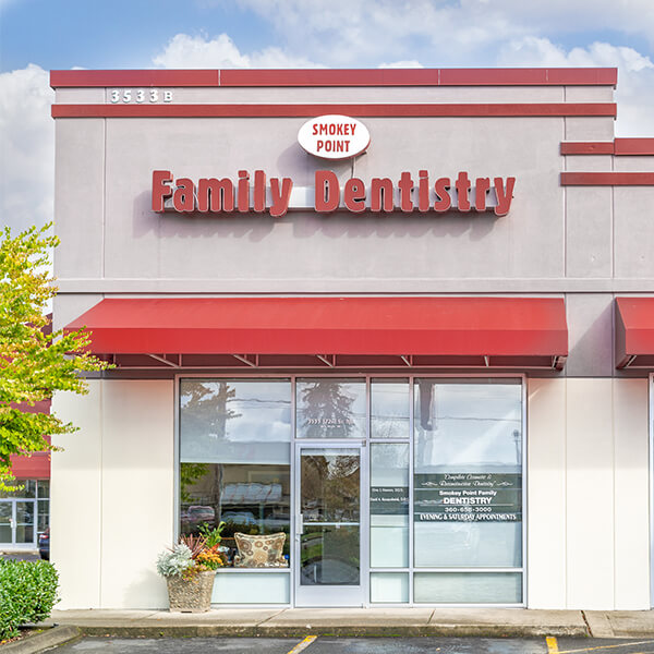 The Smokey Point Family Dentistry building exterior